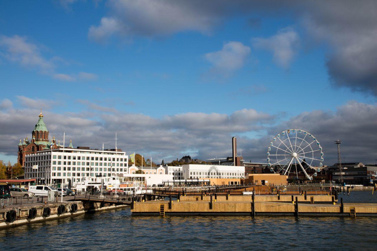 Day Trip to Helsinki