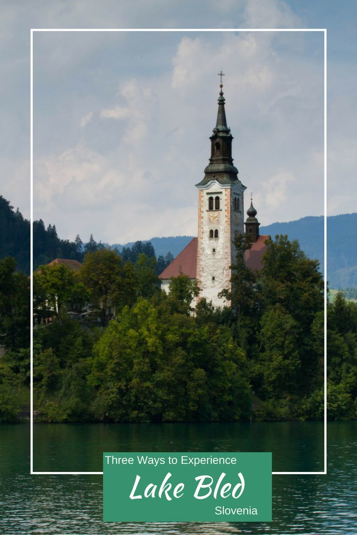 Finding exciting ways to view the stunning Lake Bled, we discovered three awesome ones. Click here to find out more!
