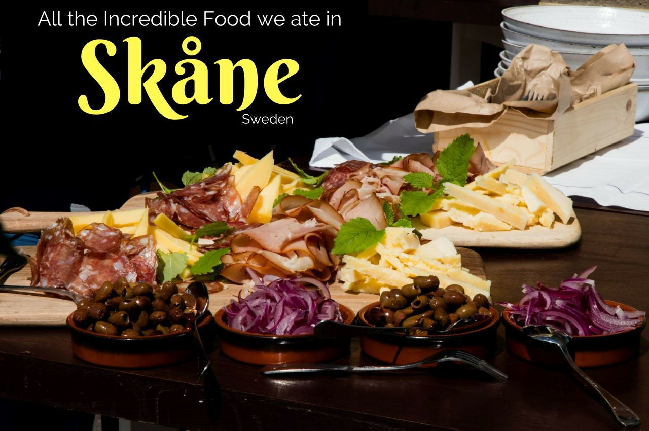 All The Incredible Food We Ate in Skåne, Sweden