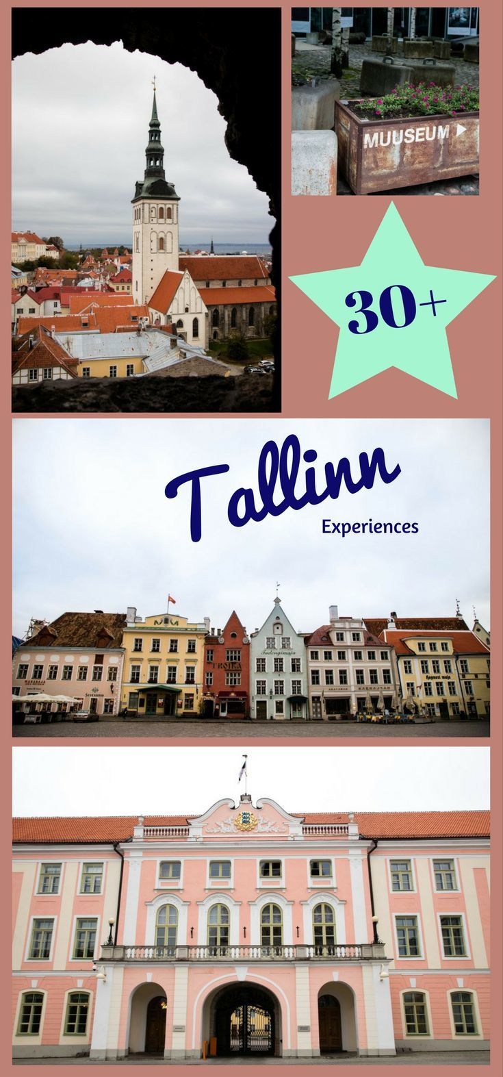 Towers and cobblestones, captial cities don't come quainter than Tallinn in Estonia