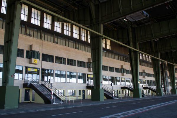 Chasing the Ghosts of the Past in Tempelhof