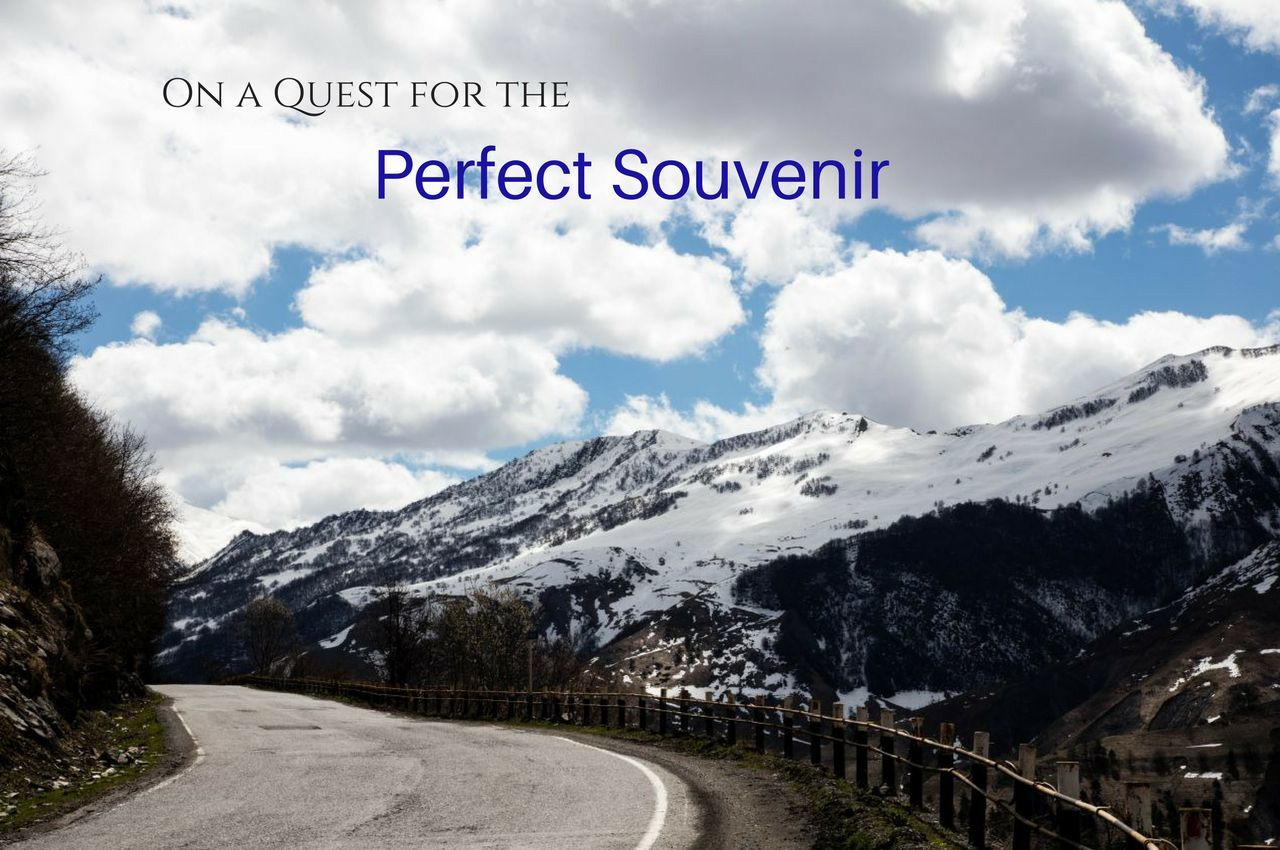 On the Quest for the Perfect Souvenir in the Republic of Georgia