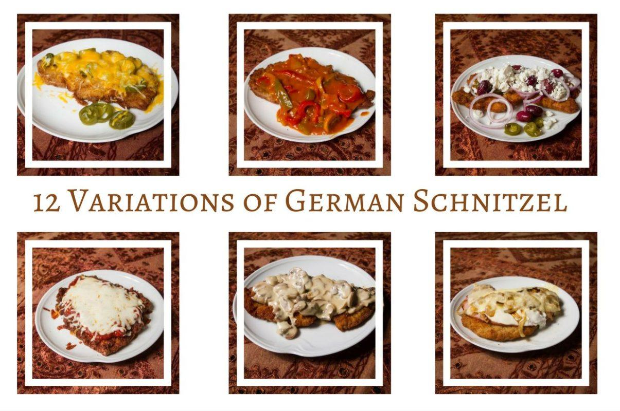 12 Variations of Schnitzel or Mmmm... Pork for Every Month Recipes
