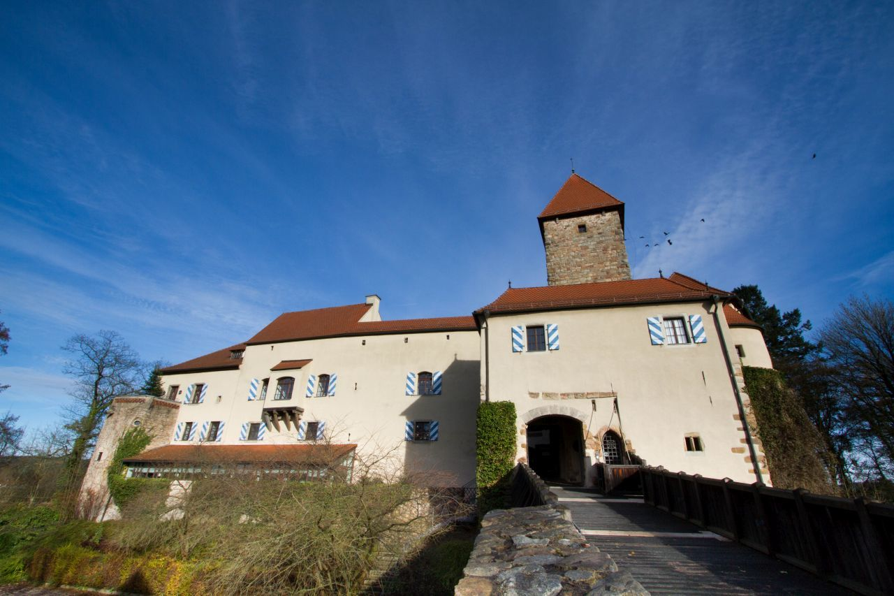 Indulgence and Pampering, A Romantic Weekend at Castle Wernberg