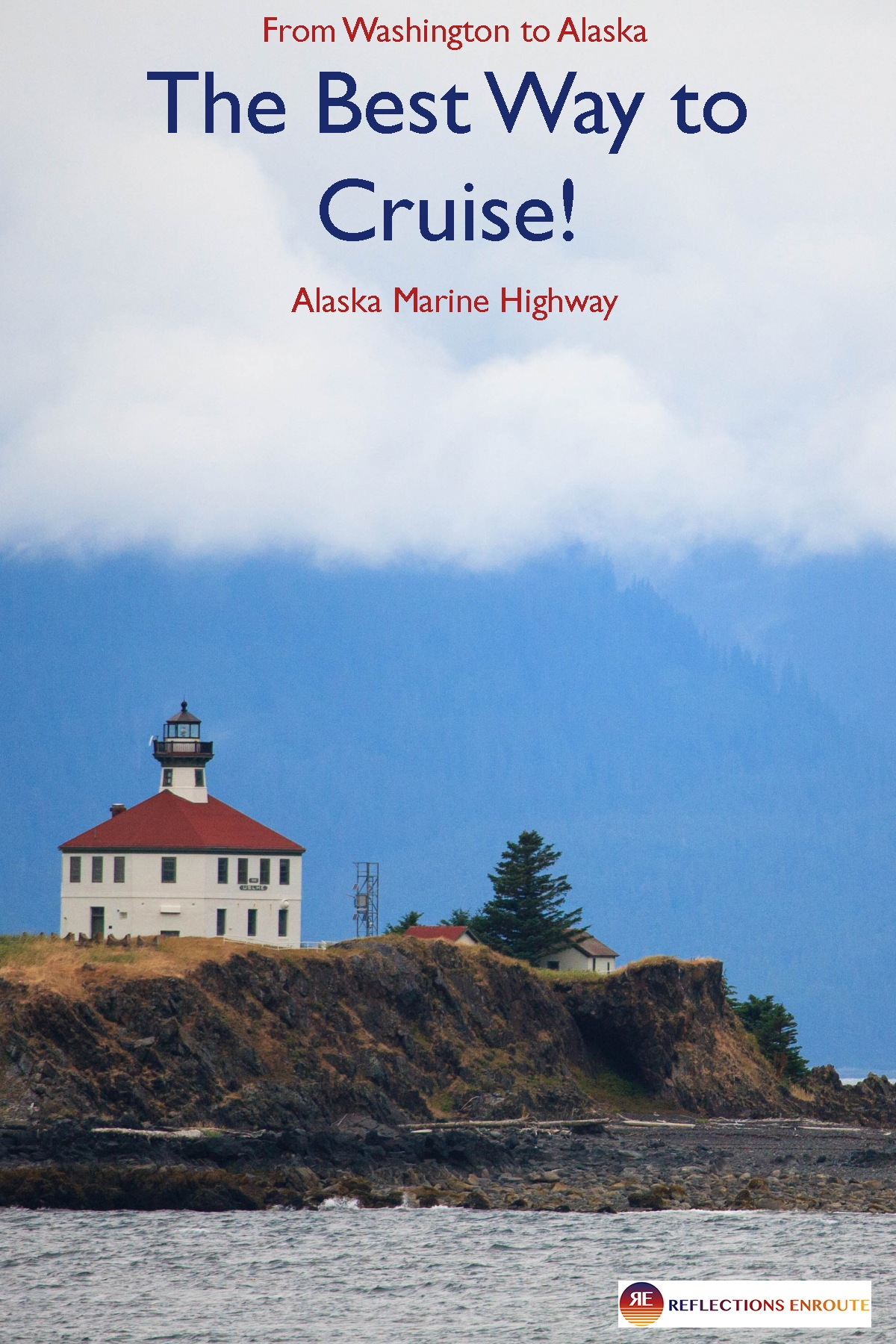 Have you always wanted to cruise to Alaska but it's just too expensive! Don't worry the Alaska Marine Highway is the way to go!