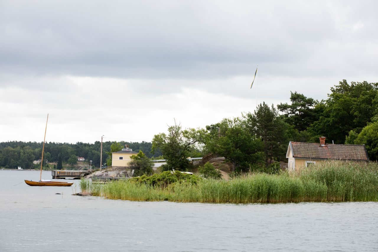 Sailing and Fishing - Water Adventures from Stockholm