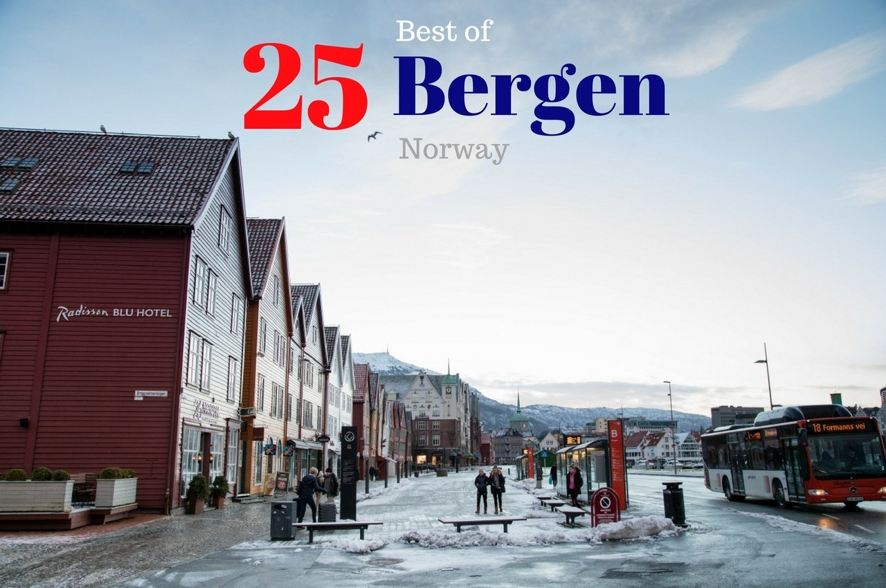 25 of the Best Things to Do in Bergen in Winter