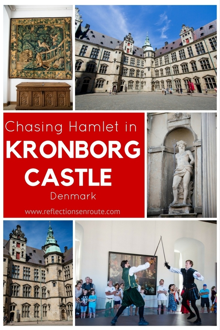 Kronborg Castle in Denmark is said to be the inspiration for Shakespeare's Hamlet. Click here to find out more.