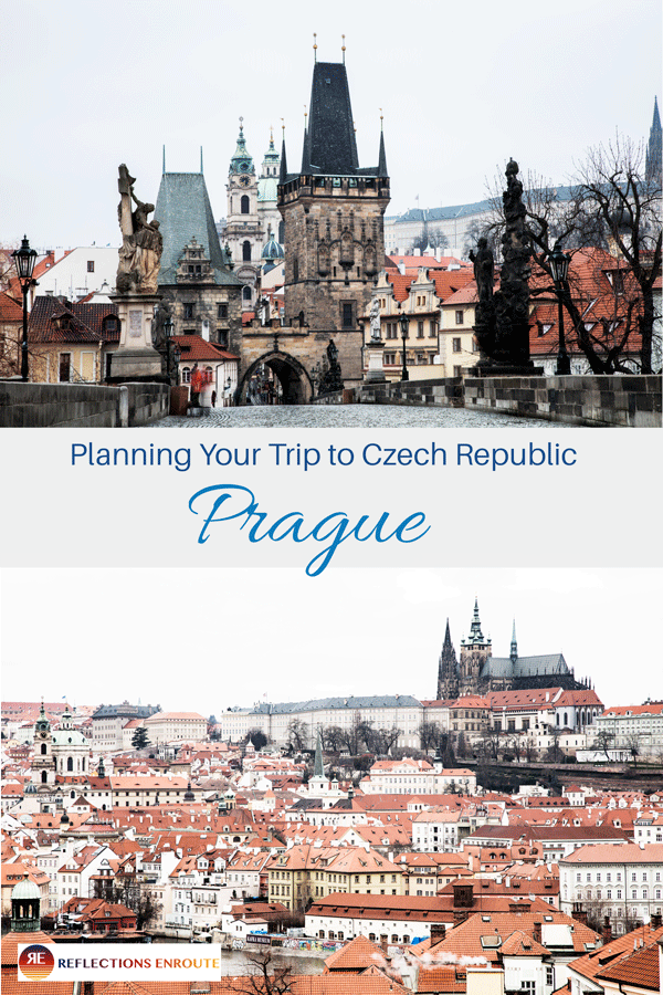Some say it's the most beautiful city in Europe---Prague! 100 spires sihouetted in the sunset. You will want to go!