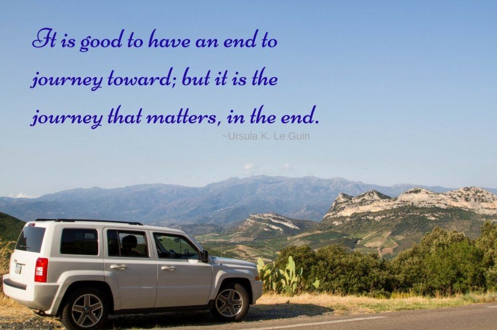 Enjoy the Journey - Stories From the Road