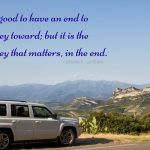 Enjoy the Journey – Stories From the Road