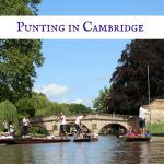 Punting in Cambridge or Gawking at Intellectual Greatness