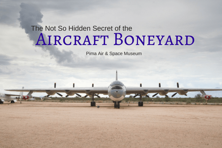 The Not So Hidden Secret of the Aircraft BoneYard
