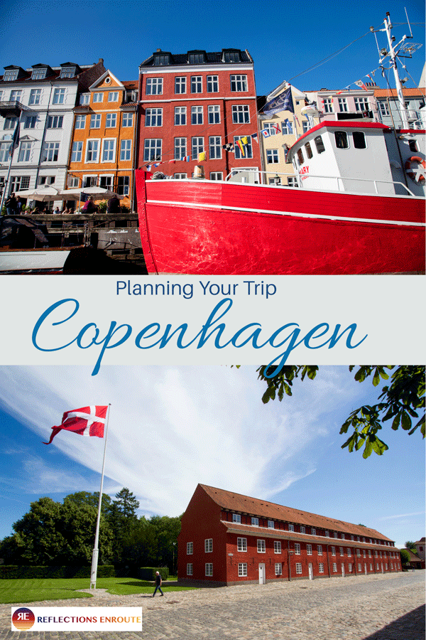 Copenhagen, the city of Danish design and Tivoli!