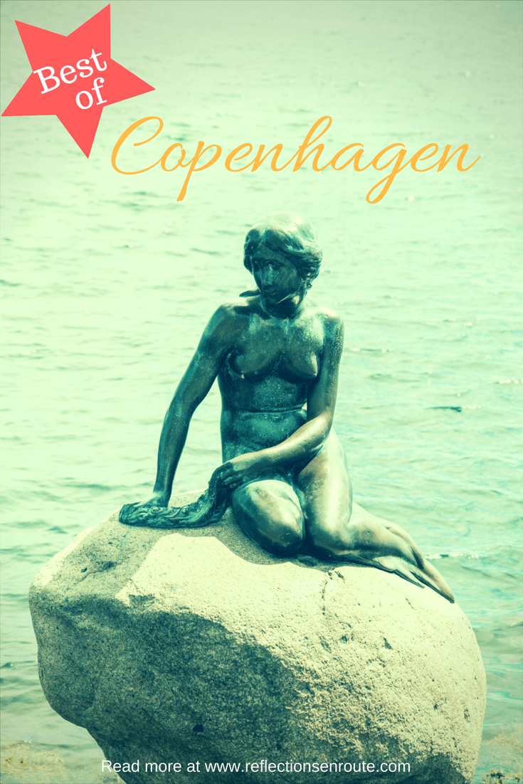 The Little Mermaid is one reason we've written this helpful Copenhagen City Guide to help you plan your visit and make the most of your time in this beautiful Danish city. citybreak | guide | destination | daytrip | topten | travelinspiration | #TopTen #Denmark data-pin-description=
