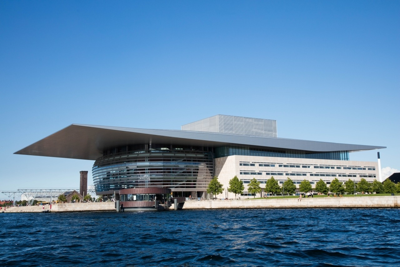 One of the top attractions in Copenhagen is the Opera House