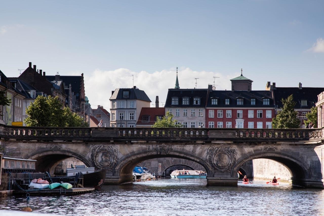 2 Days in Copenhagen - On the Water