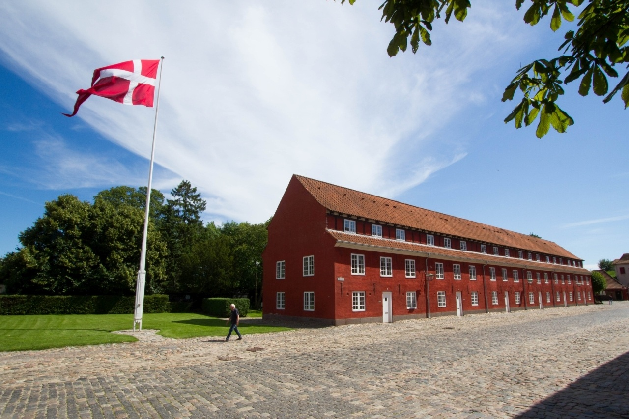 A quiet part of the city, today Kastellet is just one great green space.