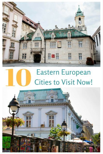 Want to visit some gorgeous European cities, but you don't want to break the bank? We've listed some lesser known and beautiful capital cities in Eastern Europe that we think you will love. Click here to start your travel planning! #Europe #Skopje #Bratislava #Sofia #Tallinn #Bucharest #Helsinki #ReflectionsEnroute