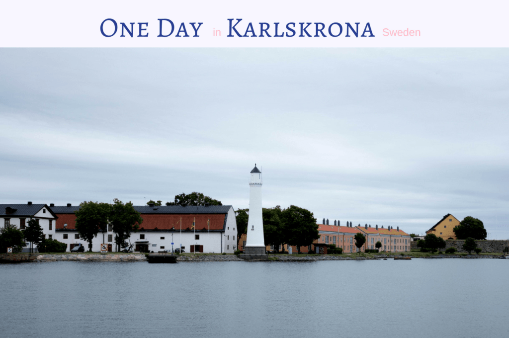 One Day in Karlskrona Sweden