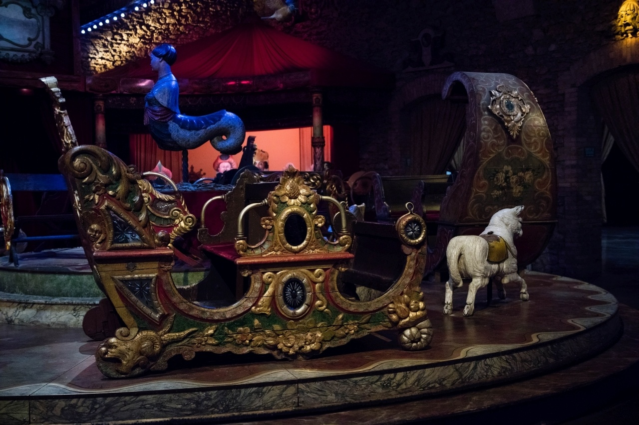 Musee des Arts Forains.