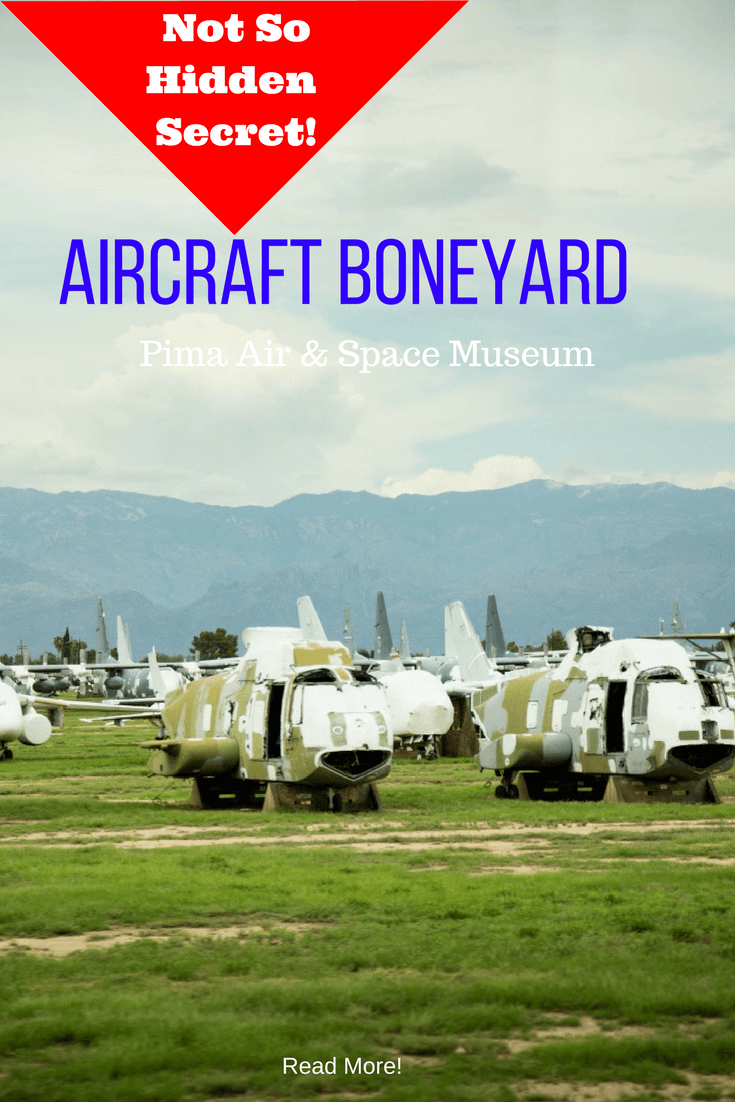 Visiting Tuscon? Go to the Military Aircraft Boneyard. You won't regret it!