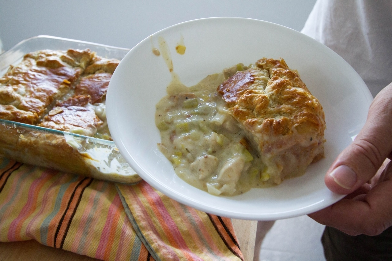British Pies and a Recipe