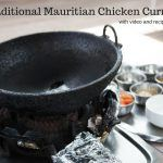 Foodies On The Road – Traditional Mauritian Chicken Curry