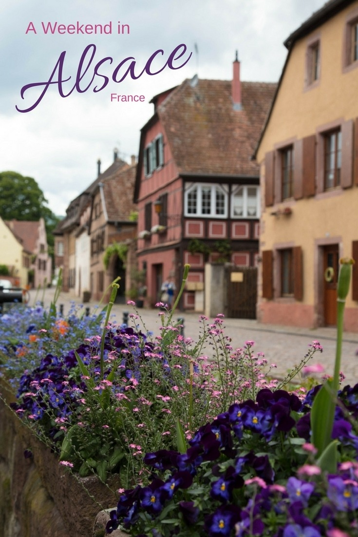 You haven't been to Alsace? What? Click here to start planning your romantic weekend in Alsace, France........Kientzheim | France | Weekend Guide | Romantic | Hotels | Restaurants | Things to do