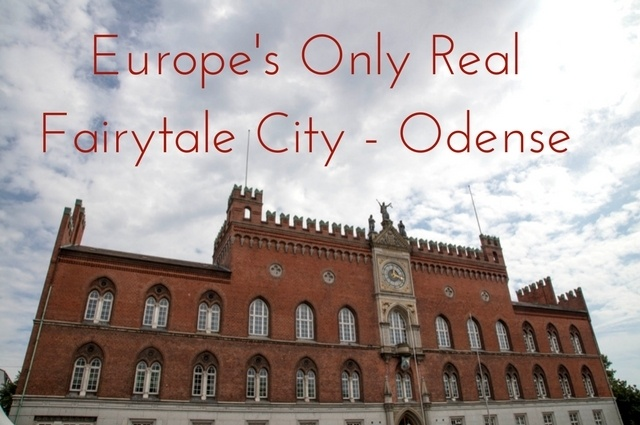 Visit Europe's Only Real Fairytale City - Odense!