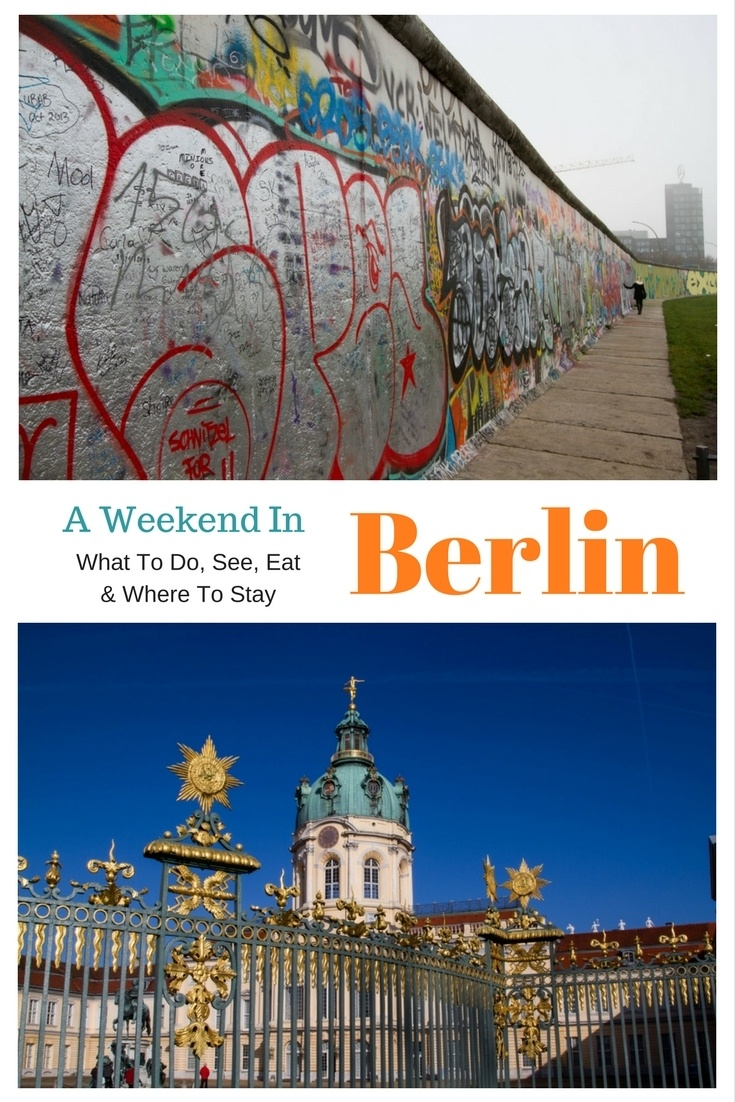 Berlin, the city of fashion, history, and fun! Click here to read all about how to plan the Best Weekend in Berlin
