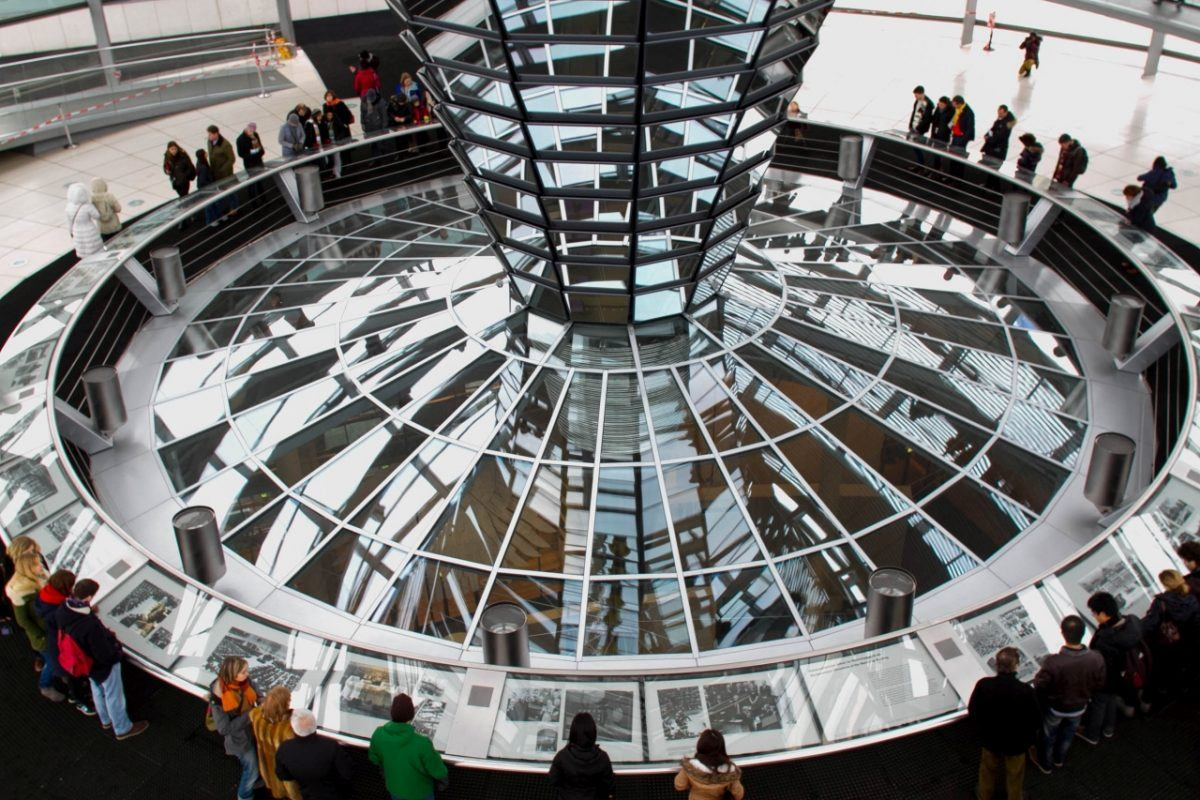Reichstag Building - make sure it's on your Berlin itinerary.