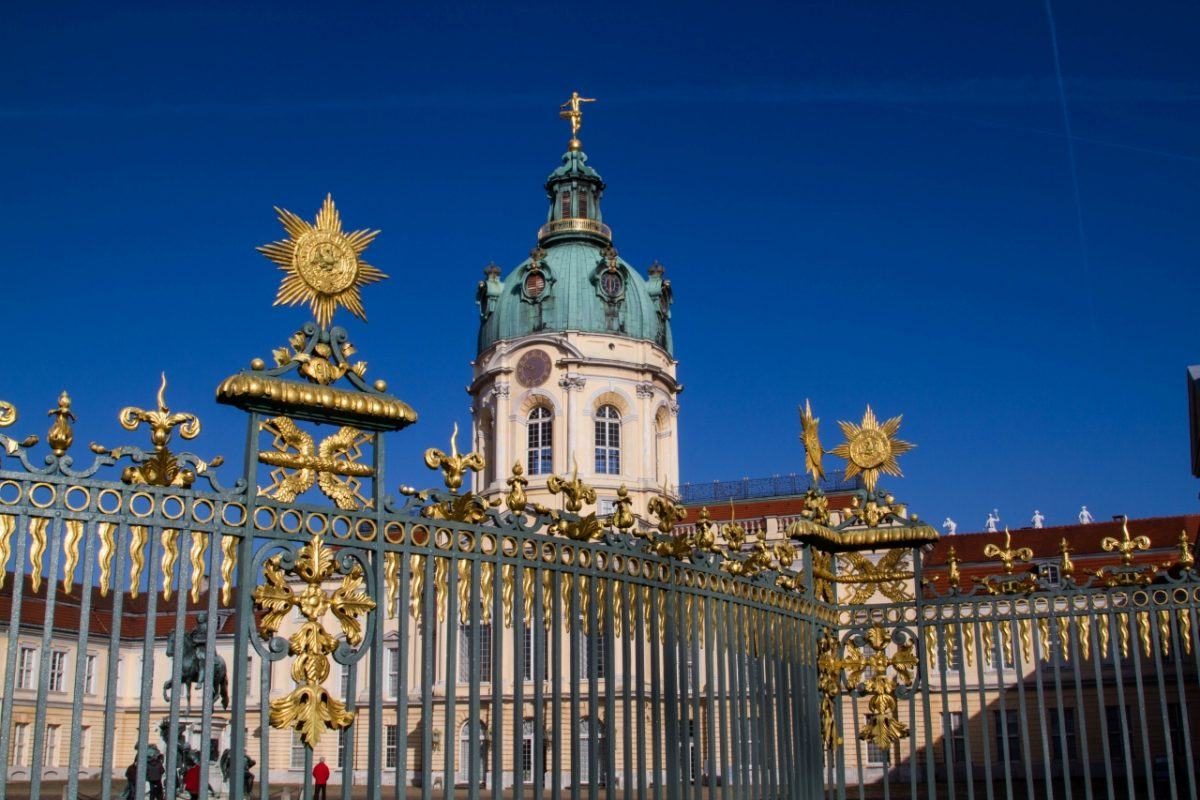 2 days in Berlin - Don't miss the Charlottenburg Palace