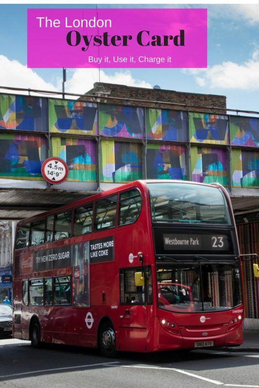How do you buy and use the London Oyster Card? Click here to learn more.....london|city guide|underground|river boat|public transit