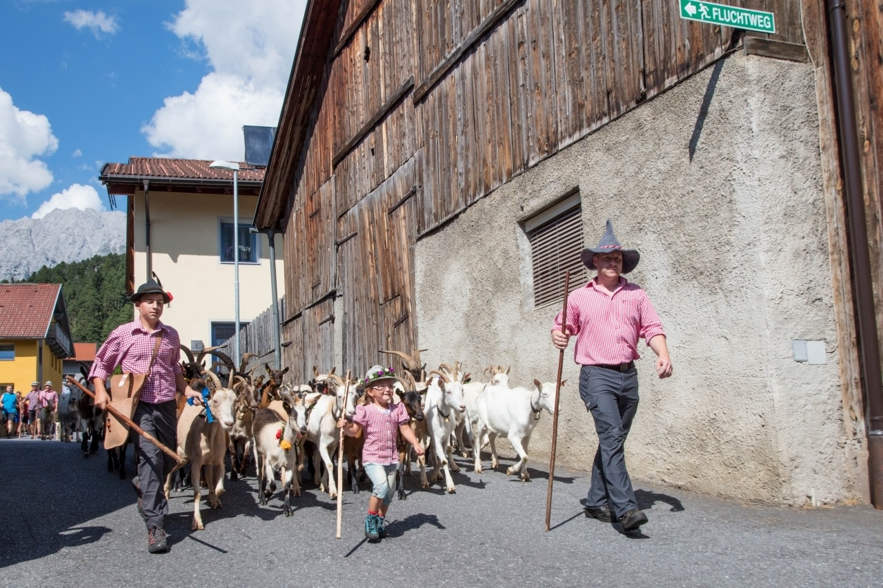 Tarrenz, Austria in East Tirol