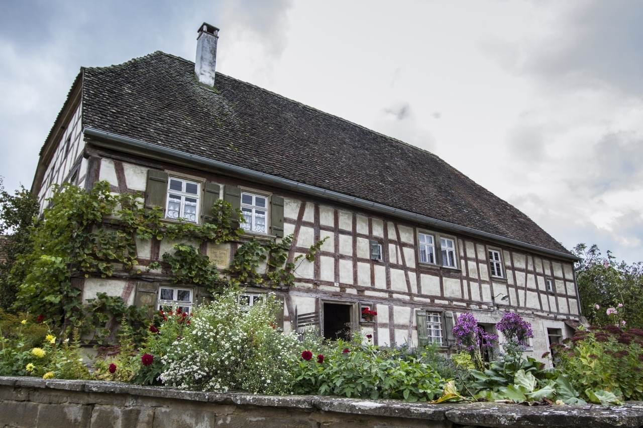 Historical farm museum in Germany - Perfect for kids