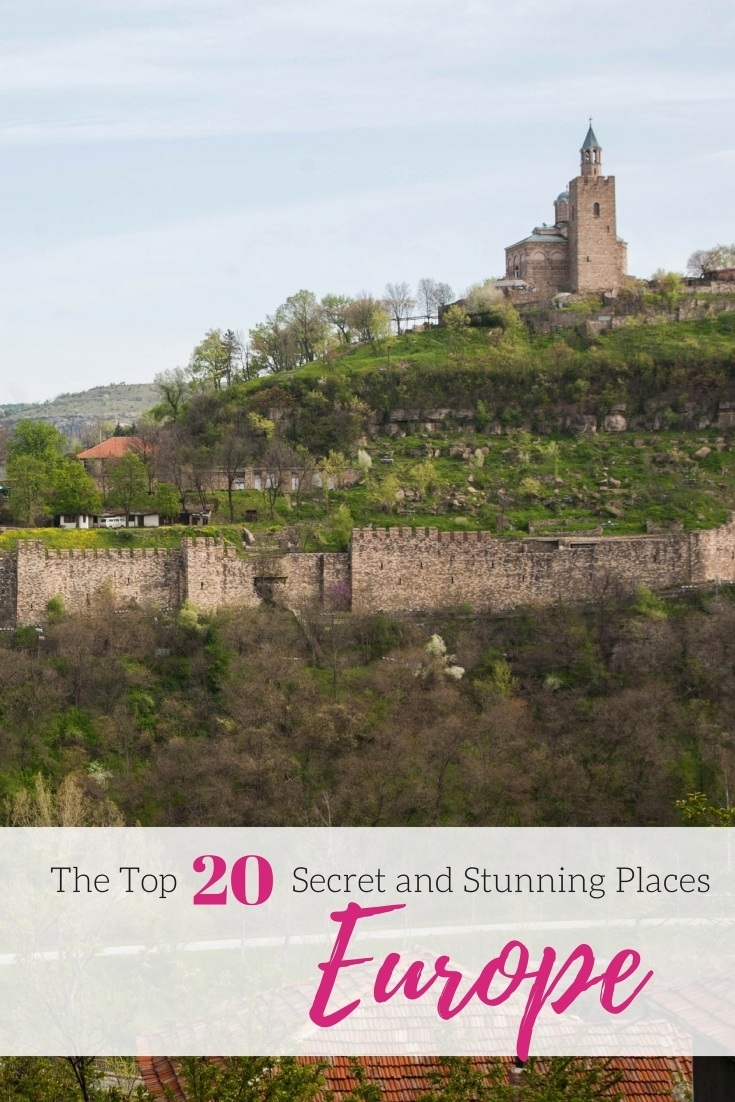 Planning a trip to Europe? If you are looking for the most beautiful, maybe hidden secrets, in Europe you've come to the right place. Read on as we disclose ten of our favorites. ............................Europe guide | secret Europe | hidden gems Europe |