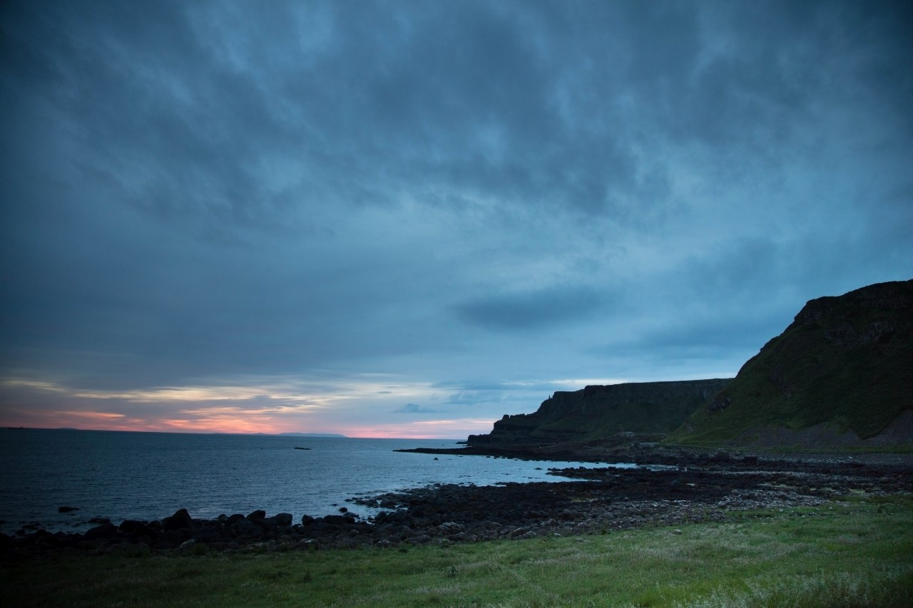 Sunrise and a Giant's Causeway Tour