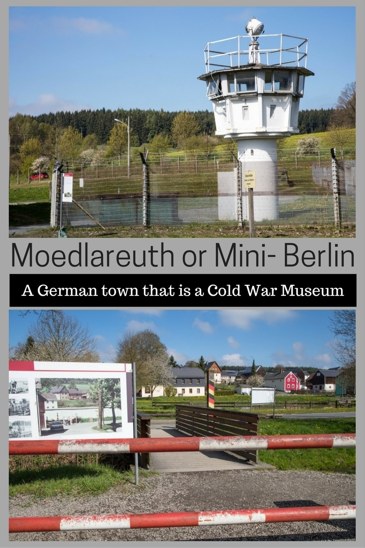 Does Cold War history fascinate you? Just like the Berlin Wall, the small town of Moedlareuth was divided and the museum is definitely worthy of any German itinerary. Click here to find out more. ..............................Germany guide | German history | war stories | German museums