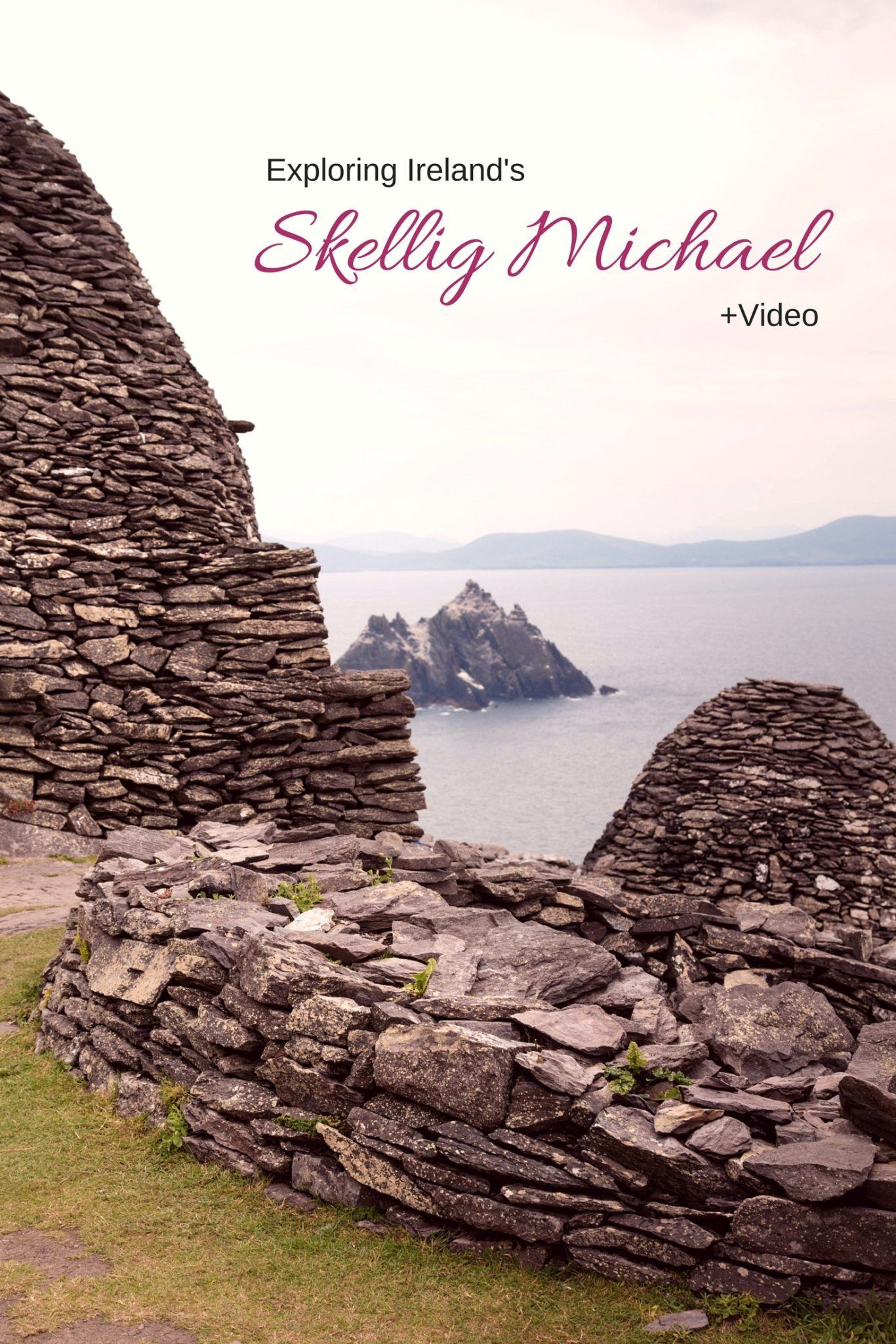 Off the southwestern coast of Ireland lays an island that should be on your bucket list. From shooting a scene from Star Wars to housing an ancient sect of Christians, Skellig Michael is a must see. Click here to watch the video!...........................Skellig Michael tours | Skellig Michael boat | The Force Awakens | Ireland guide | What to do in Ireland | What to see in Ireland |