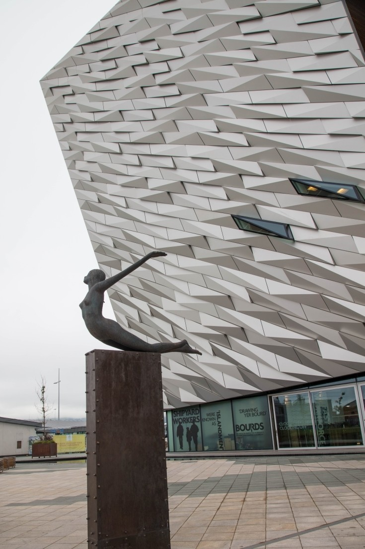 The Queen of the World, Titanic Belfast Bringing the full story of the Titanic to life, the Belfast Titanic Experience lets you in on all the stories and secrets of the huge, luxury ship. Click here to read more and find out how to include this stop on your Northern Ireland itinerary. .................... Belfast guide | How to buy tickets | Titanic history | Titanic stats | things to do |