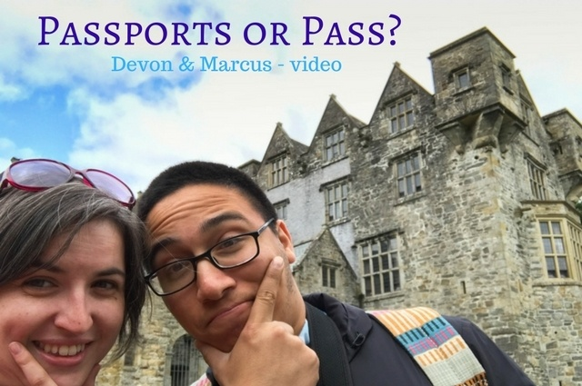 Passports or Pass video with Devon and Marcus