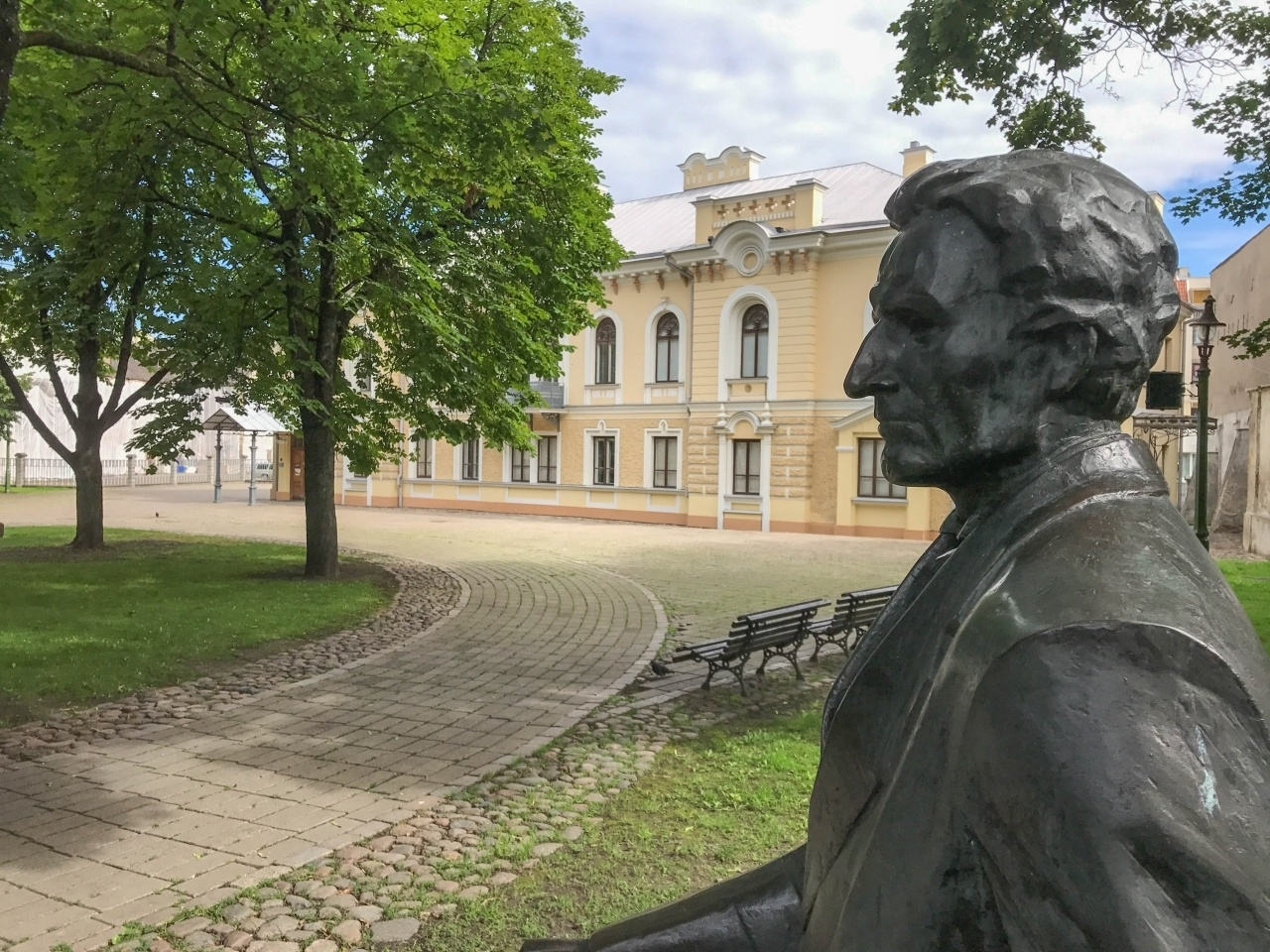 Kaunas tourism will state that the Kaunas Presidential Palace is a must-see sight.