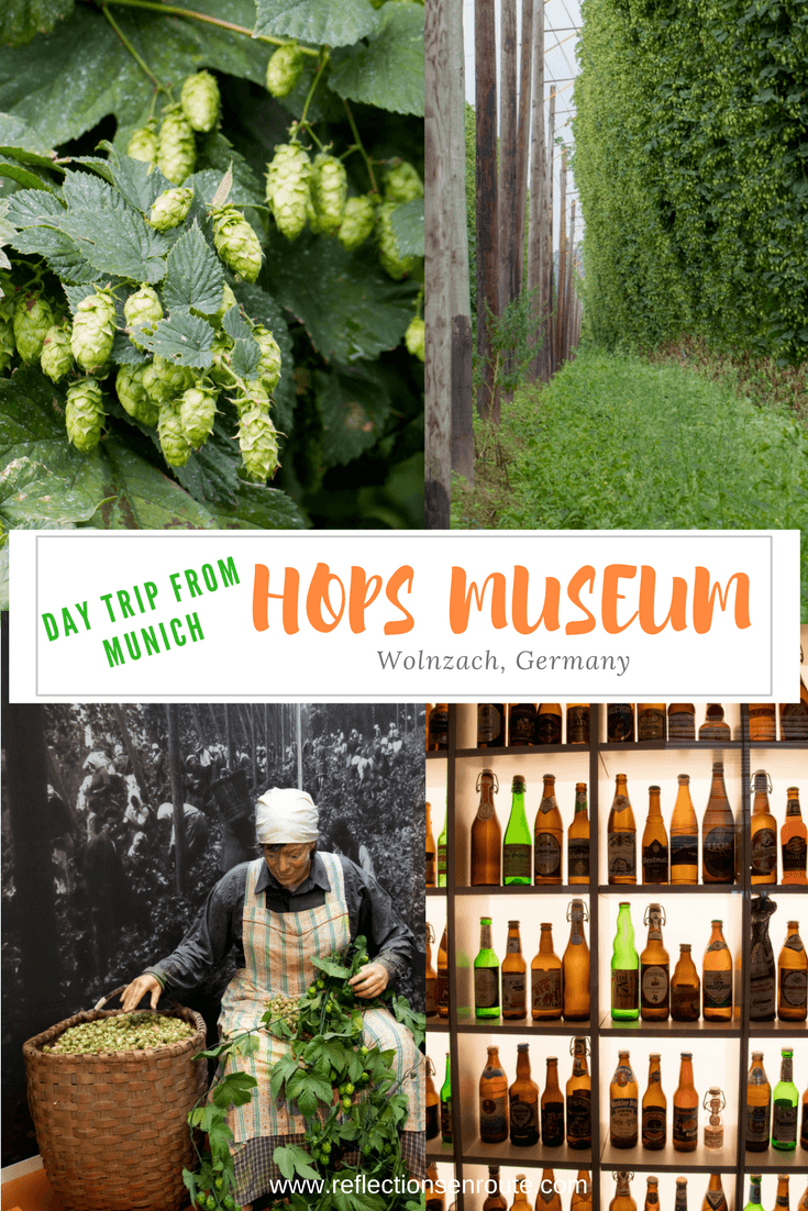 The German Hops Museum is only a day trip from Munich, and it pairs well with a visit to the world-famous Oktoberfest.
