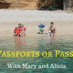 Passports or Pass With Mary And Alicia