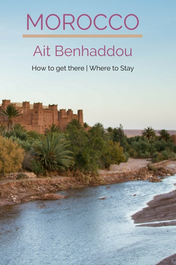 Ait Benhaddou, the gem of the High Atlas Mountains of Morocco