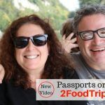 Passports or Pass with 2FoodTrippers