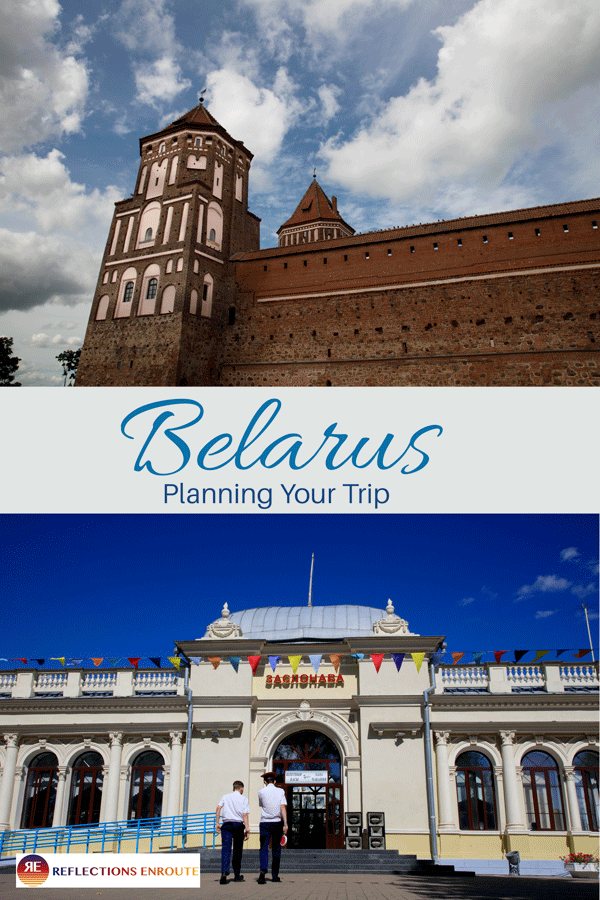 Belarus! It's a Eastern European country that not too many people have been to, but boy is it worth a trip!