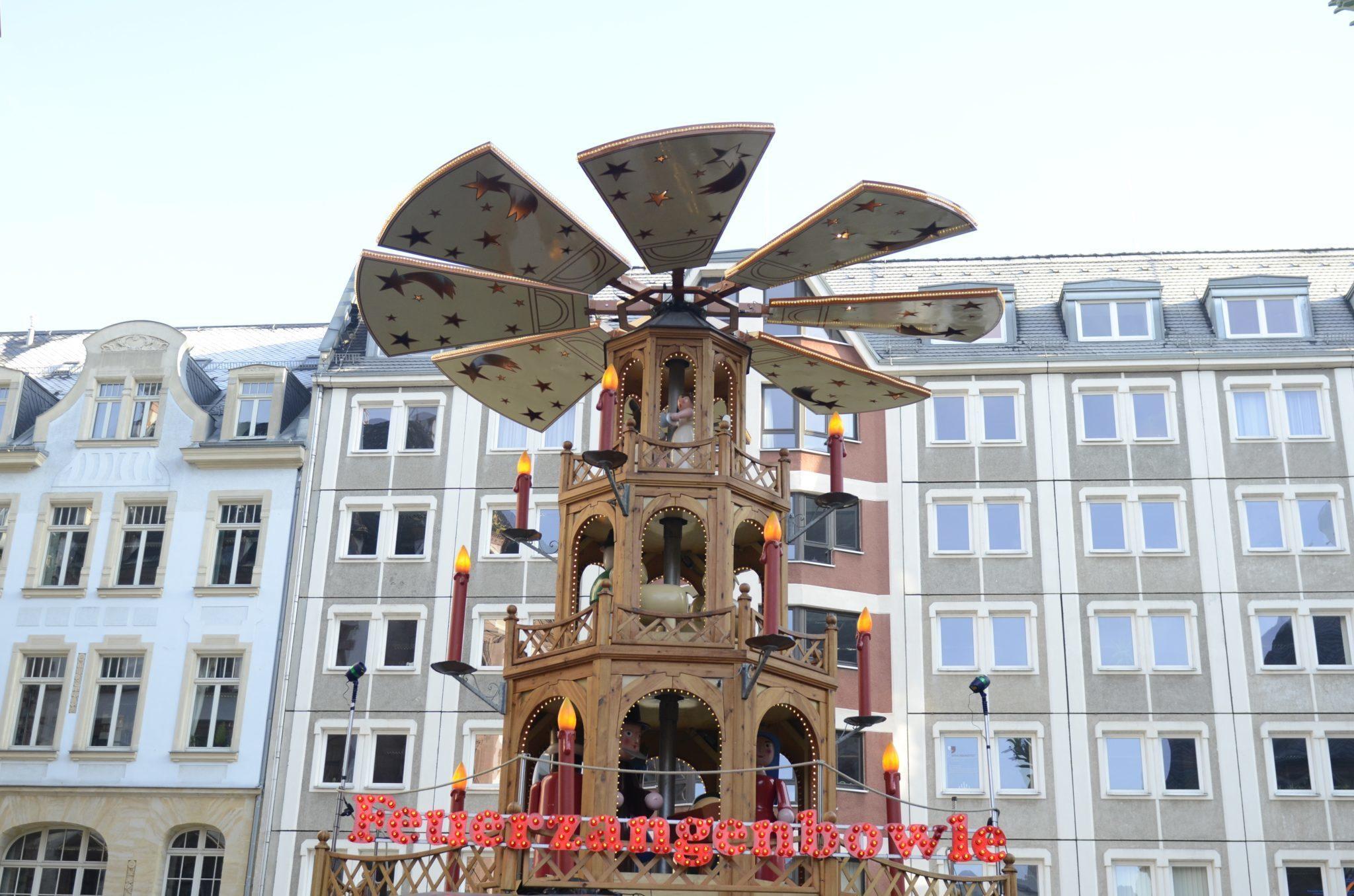 Leipzig - Christmas pyramid