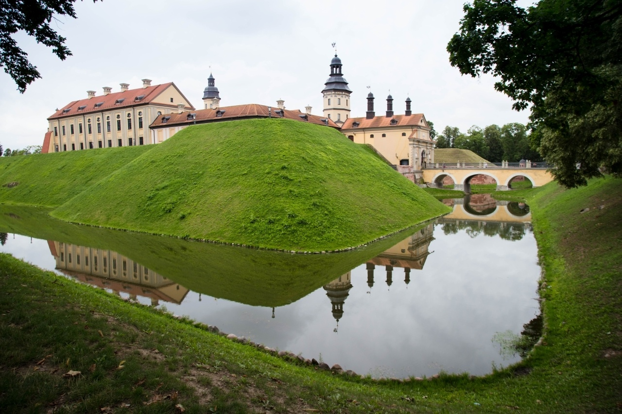 Nesvizh Complex - One of the most important sights in Belarus
